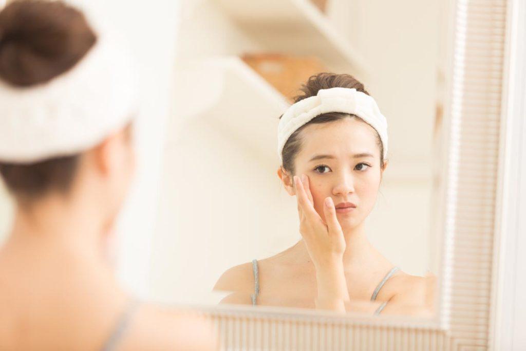 あなたの敏感肌の原因は?生活習慣を見直そう①