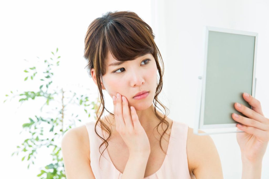 唇には意外とシミができやすい!原因・予防方法②